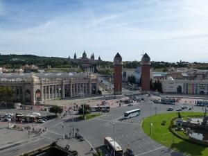 plaza españa bcn