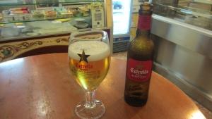 estrella beer bcn