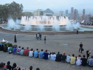magic fountains bcn