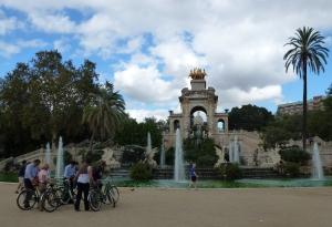 park de la ciutadella bcn