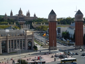 plaza espanya bcn