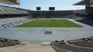 stadium montjuic bcn