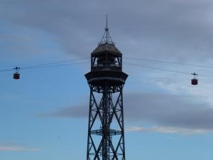 teleferico del puerto bcn