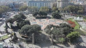 plaza catalunya bcn