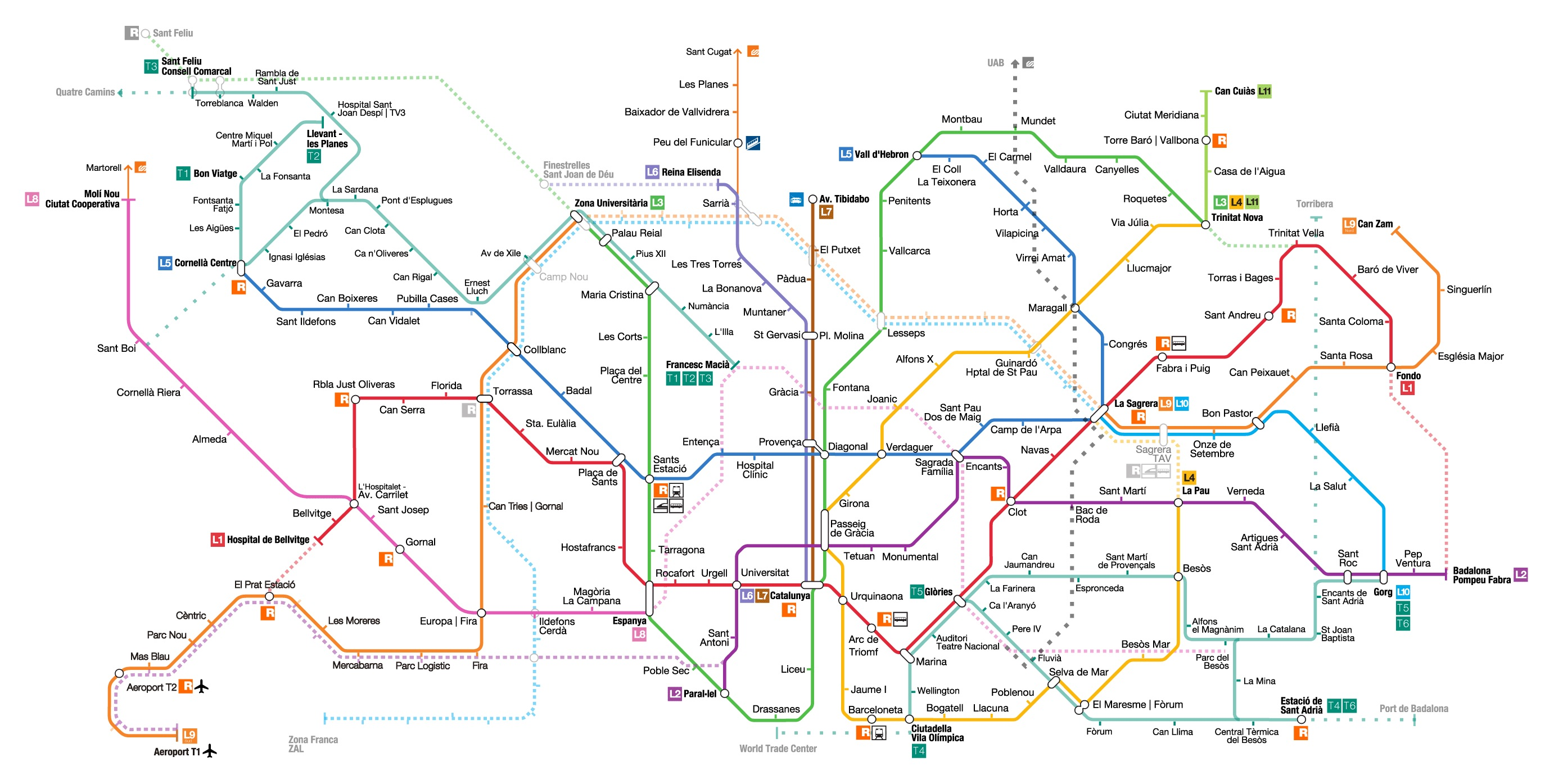 click on the metro map to enlarge click again to zoom