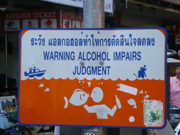 alcohol thailand