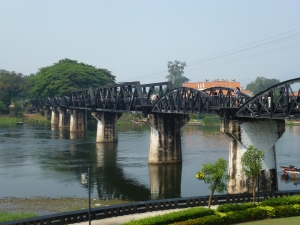 Bridge river Kwai BKK