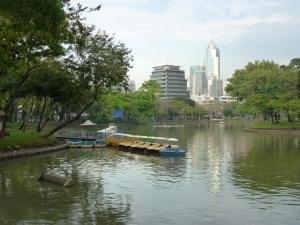 Lumpini park BKK