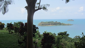 quiet island thailand