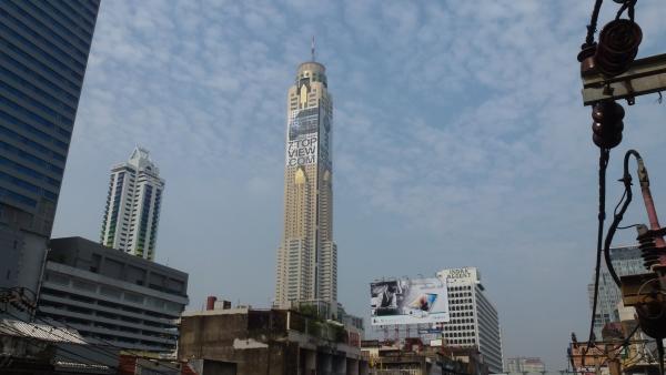 baiyoke tower hotel bangkok