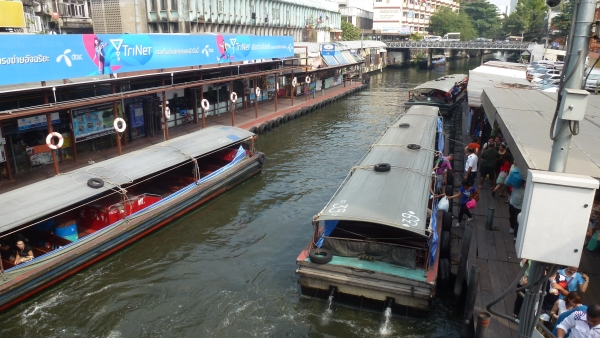 water canal bangkok