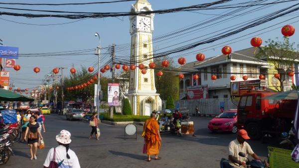 Nonthaburi market bangkok