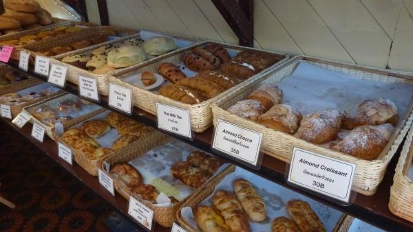 bakery khaosan bangkok
