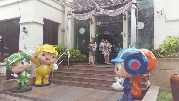 tourist information khaosan bangkok
