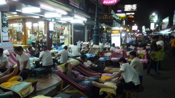 massage khaosan bangkok
