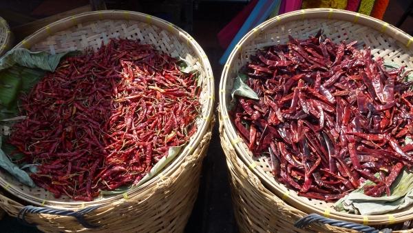 spicy food khaosan bangkok