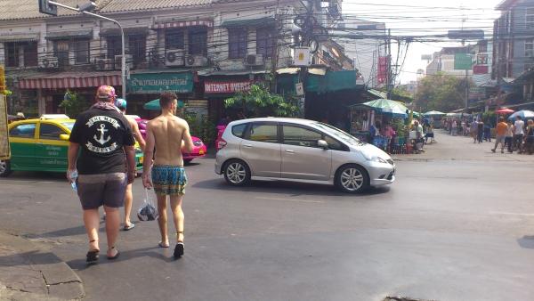 travellers khaosan bangkok