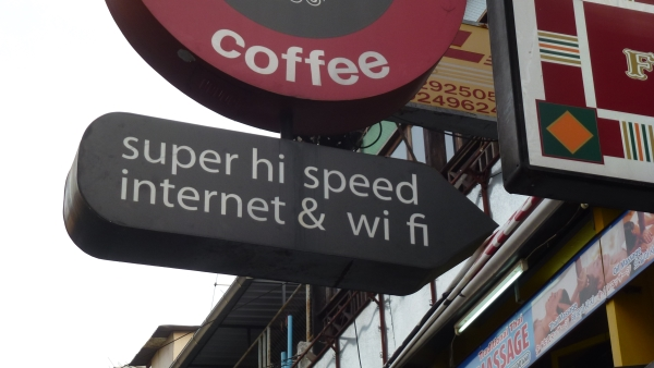 high speed wi fi