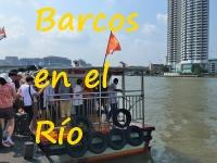 boat river bangkok
