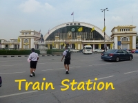 train station bangkok