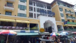 hotel Dang Derm khaosan bangkok