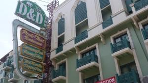 hotel D and D khaosan road