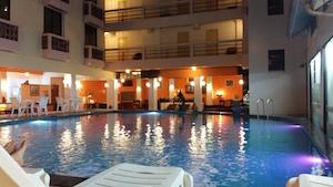 Hotel mango Bangkok