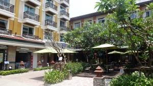 Hotel Rambuttri Vilage in Bangkok