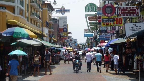 khaosan street