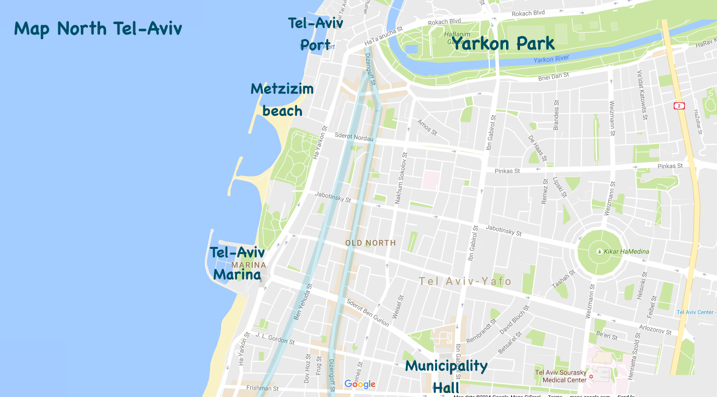 Where to Stay in TelAviv The best Zones for the Hotel