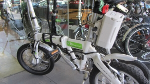 electric bike tel aviv
