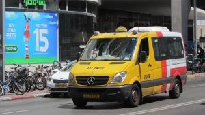 minibus tel aviv