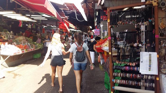 Acarmel market tel aviv