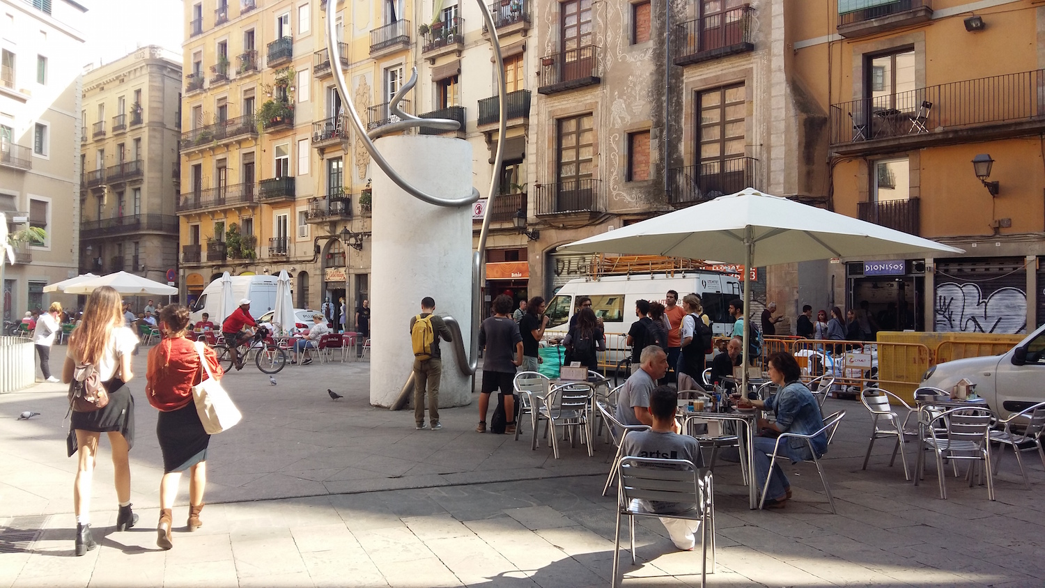 How To Survive As A Vegetarian In Barcelona The Vegetarian