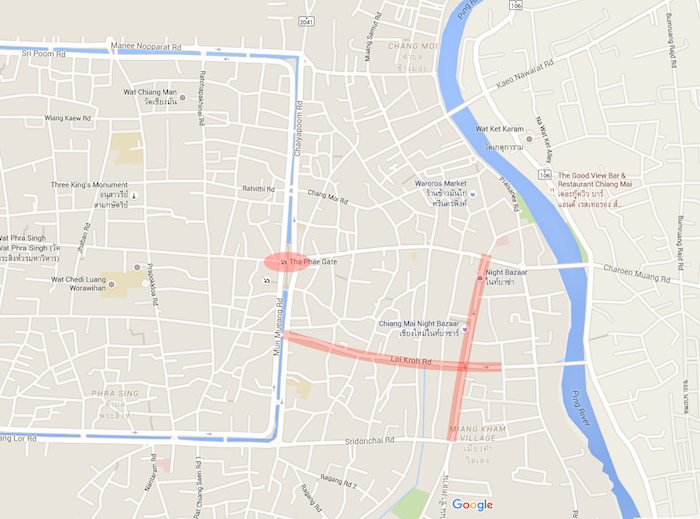 Donde Alojarse En Chiang Mai Que Visitar Como Llegar Desde Bangkok