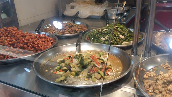 veg bangkok