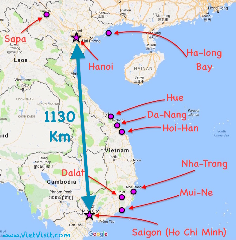 What To Visit In Vietnam The Main Attractions To Visit And How