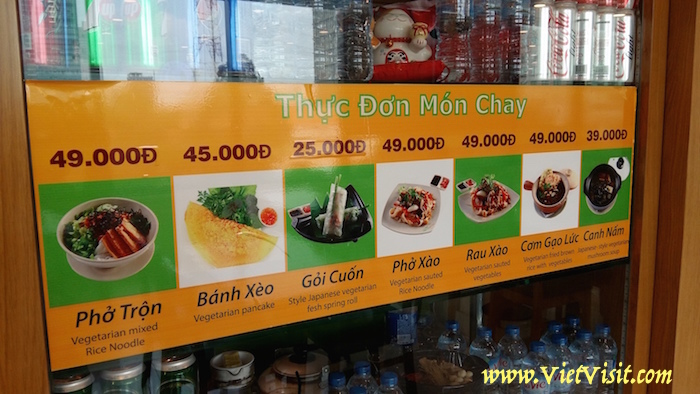 Vegetarian in Vietnam - How to Survive as a Vegetarian in Ho Chi Minh City (Saigon, Vietnam) ?