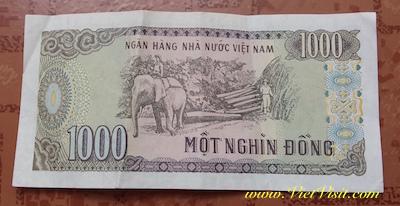note vietnam